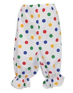 Adults Size - CIN Polka Dot Panto Dame Bloomers Charity Fancy Dress