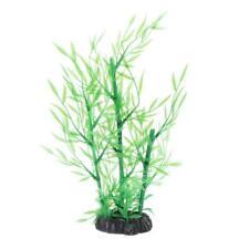 Artificial Aquarium Plants Fish Tank Ornament Decoration In Plant Pot 6826