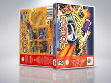 Cruis'n Exotica - N64 - Replacement - Cover/Case - NO Game