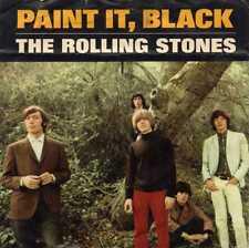 "Rolling Stones "" Paint It, Black "" Orig UK / Exp 1966 Rare"