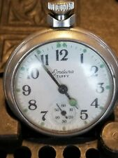 ENDURA TUFFY POCKET WATCH 66 SMITHS MOVEMENT - WORKS RUNS STRONG Great Britain