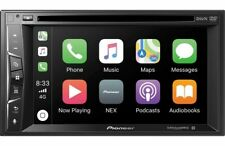 Pioneer AVH-1550NEX Double DIN Apple CarPlay DVD/CD Car Stereo In-Dash Receiver