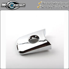 Exterior Door Handle Front L Chrome Bezel Cover Cap for Murano Rogue FX35 FX45