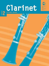 AMEB CLARINET SERIES 2 - SECOND GRADE 2