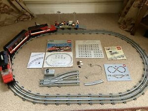 Lego Train No 7745 Complete With Extras