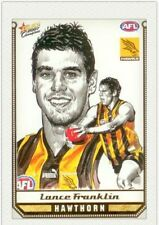 2000s Trading Cards with Sketches