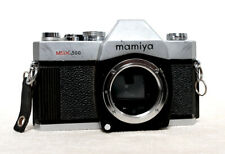 MAMIYA MSX 500 35mm film SLR camera body only M42 mount