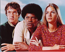 Mod Squad Peggy Lipton Michael Cole Clarence Williams 8x10 photo S4893