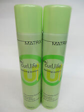 MATRIX CURL LIFE EVERY WEATHER HAIRSPRAY 10 oz ea X 2