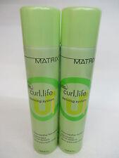 MATRIX CURL LIFE EVERY WEATHER HAIRSPRAY 10 oz ea X 2