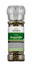 (27,96 EUR/100 g) Herbaria grüner Bergpfeffer bio 25 g Gewürzmühle