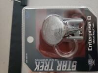 Star Trek Enterprise Keychain
