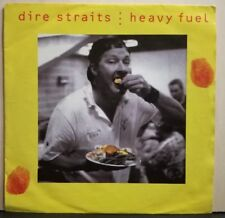 DIRE STRAITS - HEAVY FUEL - PLANET OF NEW ORLEANS - 45 giri  NUOVO 1991