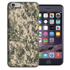 "For Apple iPhone 6S 6 Plus 5.5"" Digital Camo Design TPU Gel Case Cover"