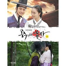 Korea Drama Book The Princess's Man Film Comic 1 (BLC024 )