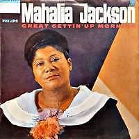 MAHALIA JACKSON Great Gettin'up Morning FR Press 25 Cm