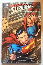 Superman n.12 J. Bogdanove/S. Immonen/D. Jurgens ed.Mondadori SCONTO 50% BLISTER