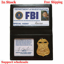 Movie Super Natural Serial FBI Badge @ Badeg Holder @ ID Card For Resse In Stock