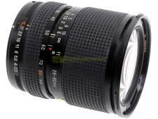 Zoom Tamron 28/80mm. f3,5-4,2 con innesto adaptall x Nikon Canon Pentax Minolta