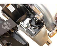 Hardbagger Top Shelf LEFT Saddlebag Tray for Harley 2014-17 FLH FLT TS114HD-L
