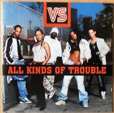 VS - All Kinds of Trouble - CD