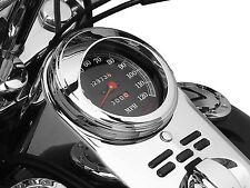 Kuryakyn Speedometer Trim Ring with Visor  112*
