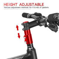 Matte Carbon Road bike Handlebar 40//42//44cm Drop bar Seatpost 6//17° Stem Saddle