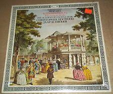 Hogwood MOZART Symphonies No.29, K.19 Divertimento L'Oiseau-Lyre DSLO 608 SEALED