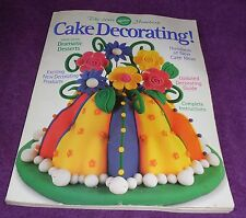 The 2003 Wilton Yearbook Cake Decorating  Book-Complete Instructions!