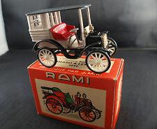 Rami jmk no. 18 barrel flask panhard and levassor 1899 in box