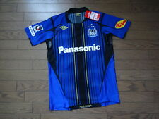 Gamba Osaka 100% Authentic Player Issue Jersey 2012 Home BNWT J League M-L