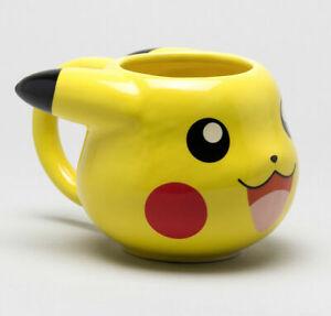 3D Mugs MGM0002 Pokemon  Pikachu Gift Boxed Mug
