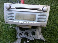2007-2009 TOYOTA CAMRY JBL AM/FM RADIO AUX MP3 6 CD CHANGER OEM SEE PHOTO