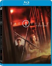 The X Files: The Complete Season 6 (Sixth Season) (6 Disc) BLU-RAY NEW