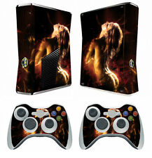 Baby 212 Vinyl Decal Cover Skin Sticker for Xbox360 slim and 2 controller skins