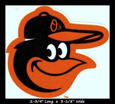 BALTIMORE ORIOLES BASEBALL MLB DECAL STICKER TEAM LOGO~BUY 1 GET 1 30% OFF