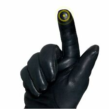 MOTORCYCLE TOUCH SCREEN GLOVE LIQUID NANOTIPS IPAD IPHONE ALL SCREEN DEVICES