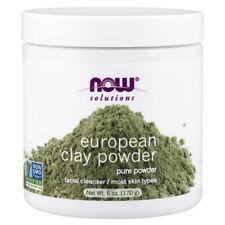 European Clay Powder,  6 oz (170g) - NOW Foods