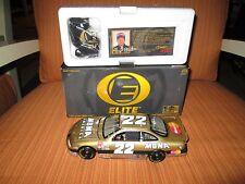 RCCA ELITE NASCAR 1/24 Ward Burton #22 MBNA Gold 1997 Pontiac Grand Prix