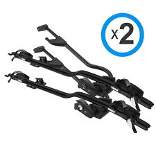 THULE ProRide 598 Black -TWIN PACK - 598002 - Free Shipping, Key-Alike + Gifts!