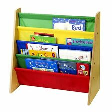 KiddyPlay Wooden Book Storage Rack