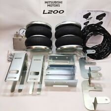 Air Suspension KIT with Compressor for Mitsubishi L200 4wd 1991-2006 - 4000kg