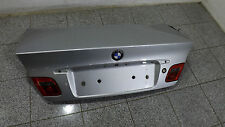 Original BMW E46 Coupe Facelift Heckklappe in Titansilbermetallic