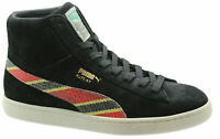 Puma State Mid x Alife Mens Trainers Hi Shoes Leather Black Lace 360134 01 B83D