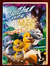ZhuZhu Pets - Quest for Zhu (DVD, 2011) - E0225