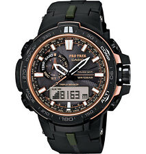 Casio Men's Protrek Atomic & Solar 3 Triple Sensor Watch PRWS6000Y-1