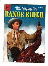 """Range Rider No.12  : 1956 :   : """"Thirst Of Revenge"""" :"""