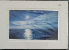 WENDY CORBETT. CALM WATERS. SIGNED LIMITED EDITION PRINT.