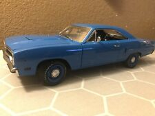 GMP 1/18 diecast 1970 Plymouth Road Runner Blue