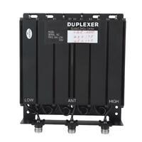2020 50W UHF 6 Cavity Duplexer N Connector FREE tune radio repeat 380-520Mhz